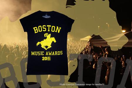 screen printed ringspun t-shirt front