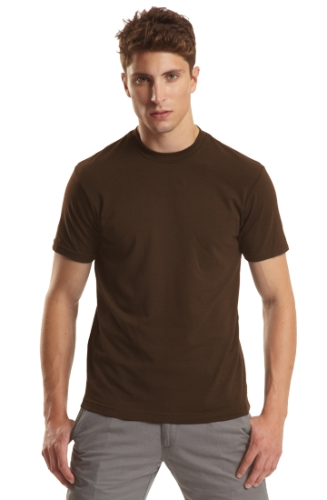 574dc8a87 Jerico's 100% ringspun cotton tee is made in Canada. Features 40 singles  for extreme