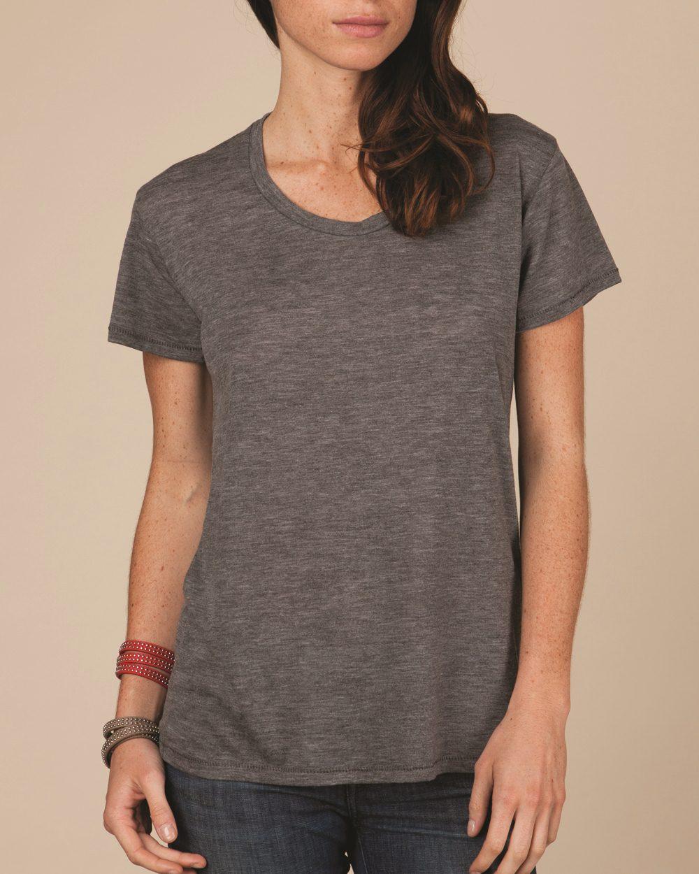 0a8e9d13 Alternative Ladies' Kimber T-Shirt AA2620 - Evan Webster INK