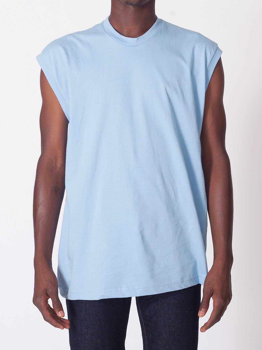 17015b4c7bb3fe American Apparel Fine Jersey Muscle Tee - Evan Webster INK
