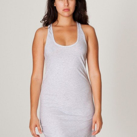 5b801e844db6b0 American Apparel Fine Jersey Racerback Tank Dress - Evan Webster INK