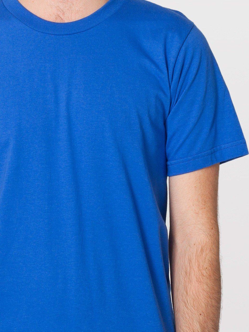 American apparel fine jersey short sleeve t shirt evan for American apparel fine jersey crewneck t shirt