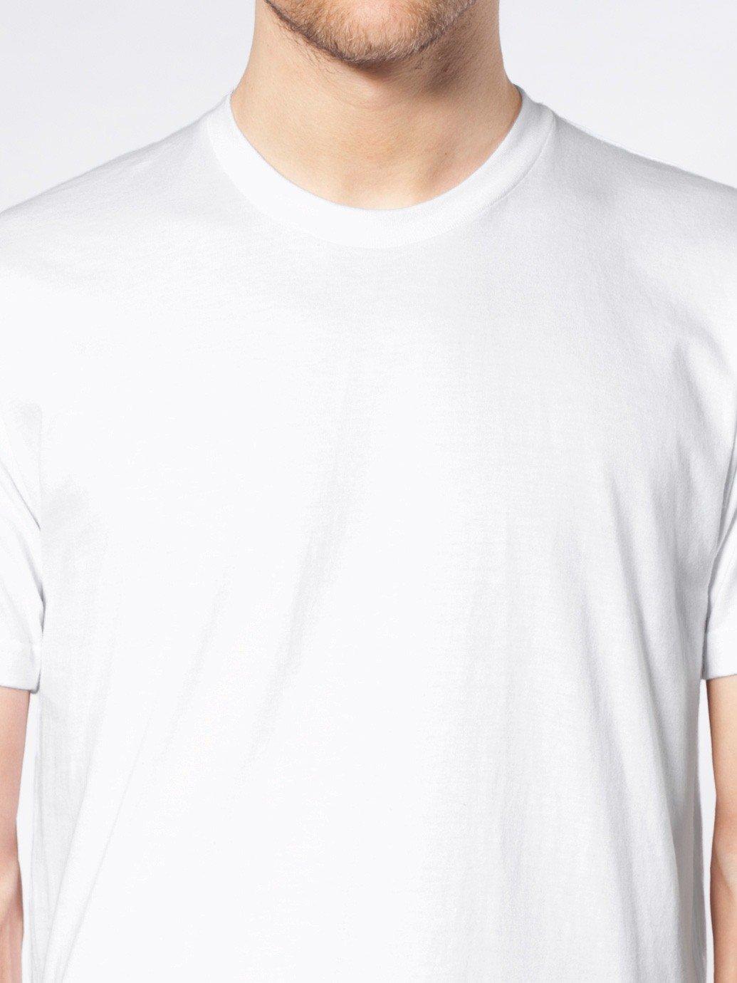 American apparel organic fine jersey short sleeve t shirt for American apparel fine jersey crewneck t shirt