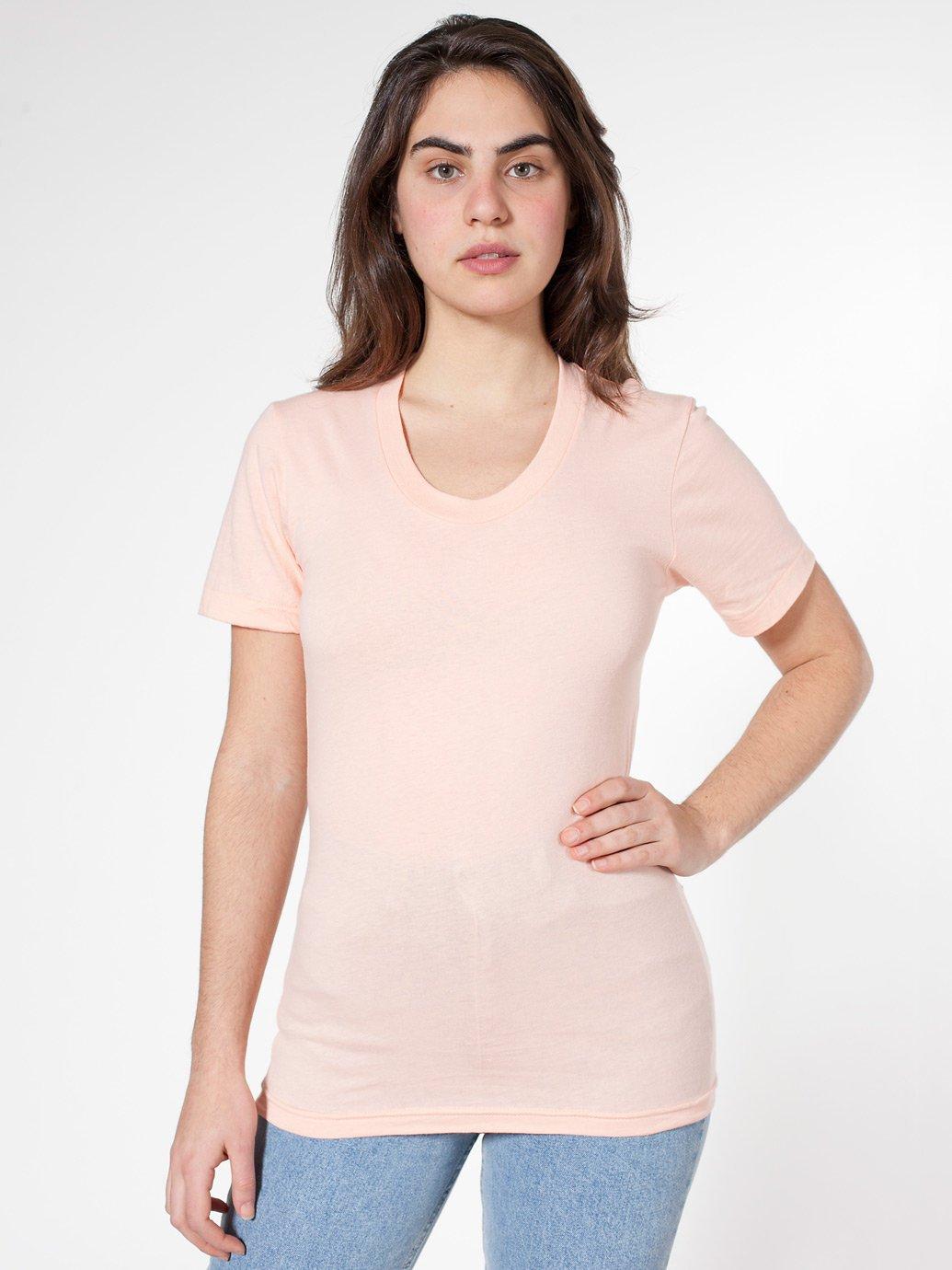 American apparel sheer loose crew summer t shirt evan for American apparel mesh shirt