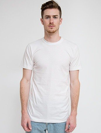 e131024e American Apparel Fine Jersey Short Sleeve Tall Tee - Evan Webster INK