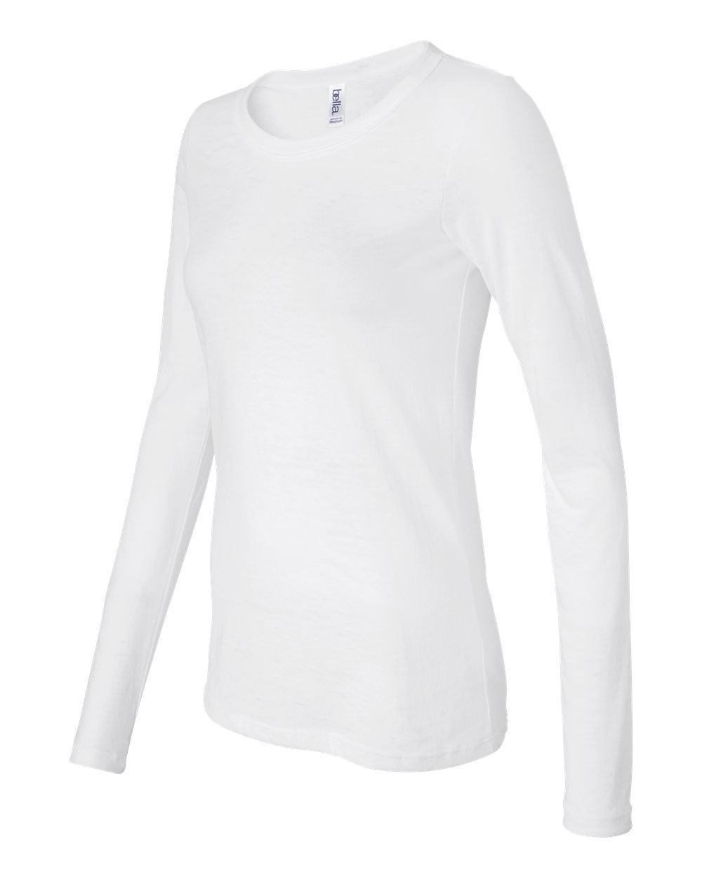 Bella And Canvas Ladies 39 Burnout Long Sleeve T Shirt