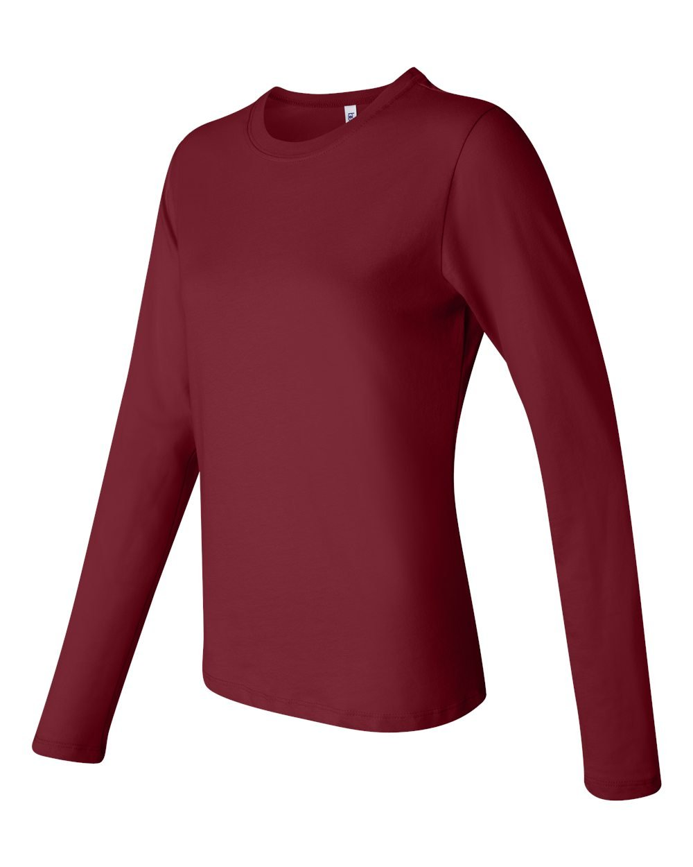 Bella and canvas ladies 39 long sleeve jersey t shirt evan for Bella shirts screen printing