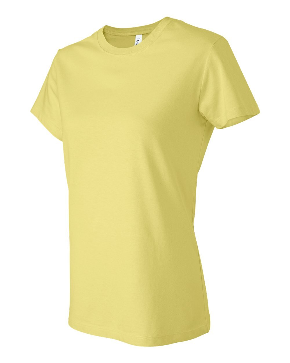 Bella And Canvas Ladies 39 Short Sleeve Jersey T Shirt
