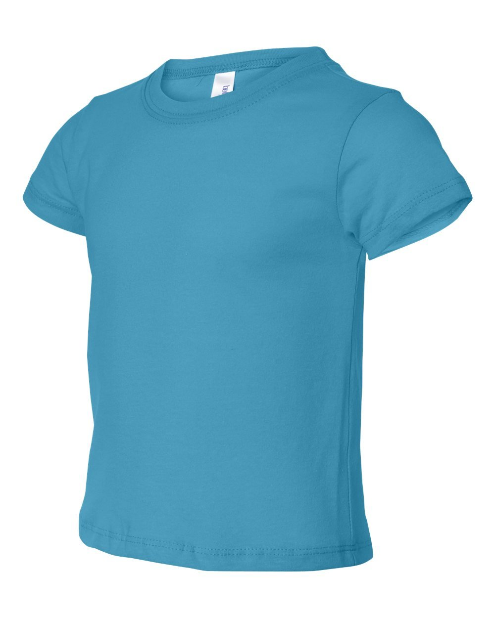 Bella And Canvas Toddler Short Sleeve Jersey T Shirt
