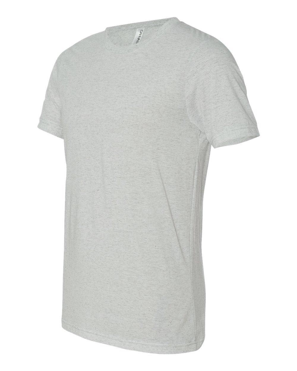 Bella And Canvas Triblend Short Sleeve T Shirt Evan
