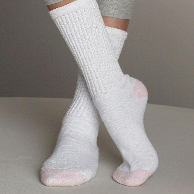 Gildan Ladies' Crew Socks GL651