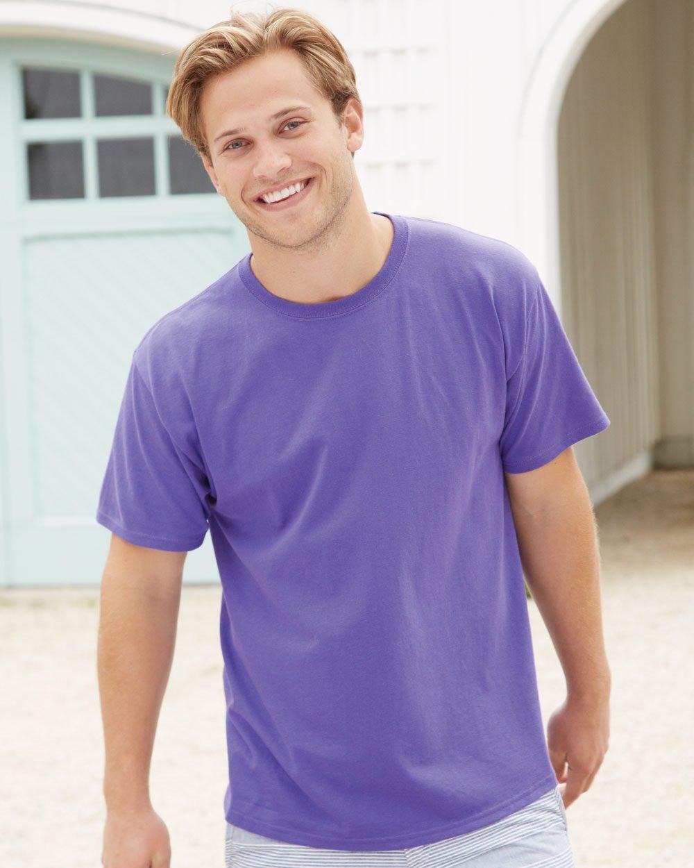 e923a10f67d9 Hanes ComfortSoft Heavyweight T-Shirt 5280 - Evan Webster INK