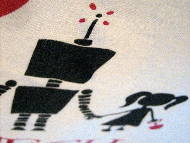 special event screen printed t-shirt hand drawn artwork where.com boston MA zoom