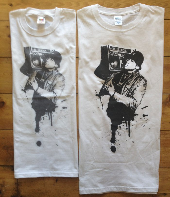 Direct To Garment Dtg Versus Screen Printing A Custom