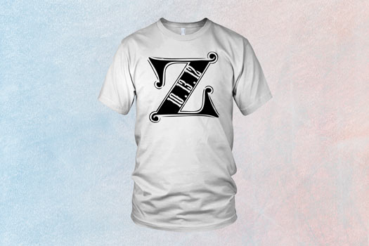 z bar mitzvah ringspun youth t-shirt