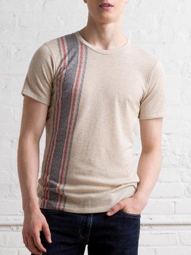 alternative printed eco jersey t-shirt 2