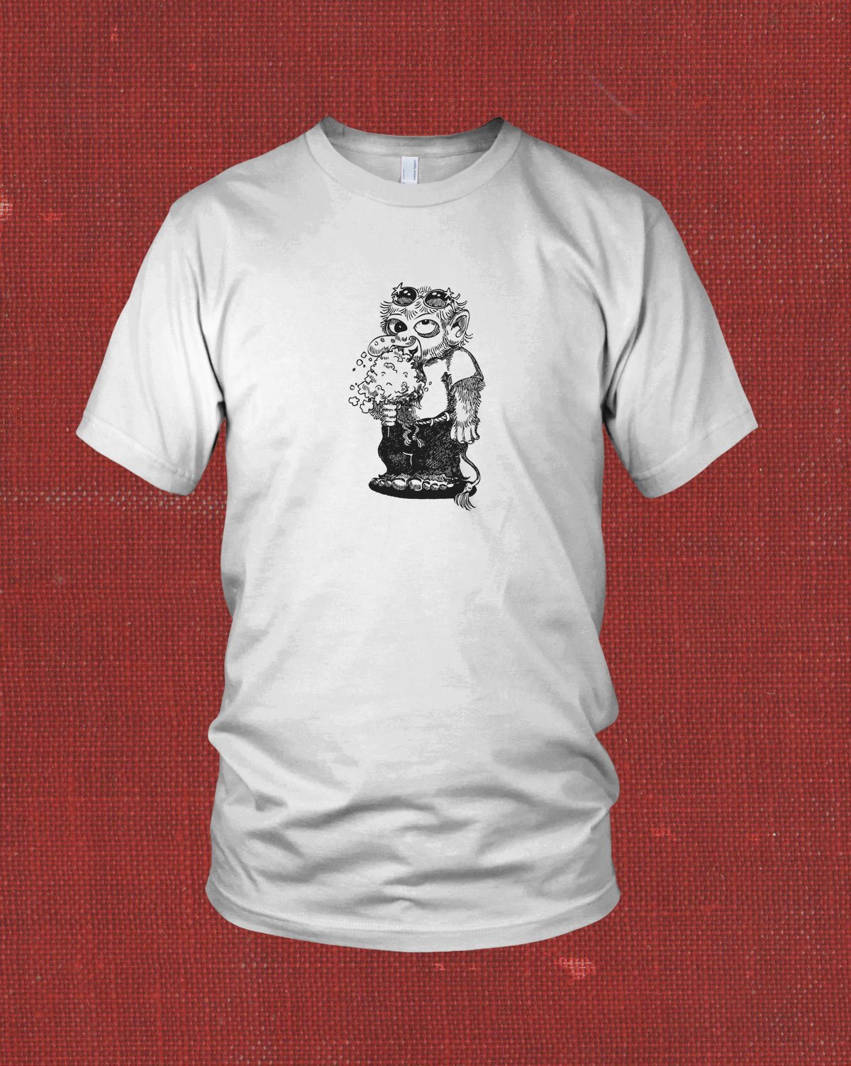 Magnus and jenner book promotion t shirts evan webster ink for Custom photo t shirts front and back