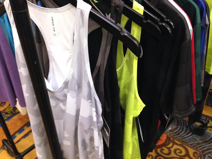 digital camo fabric on new apparel