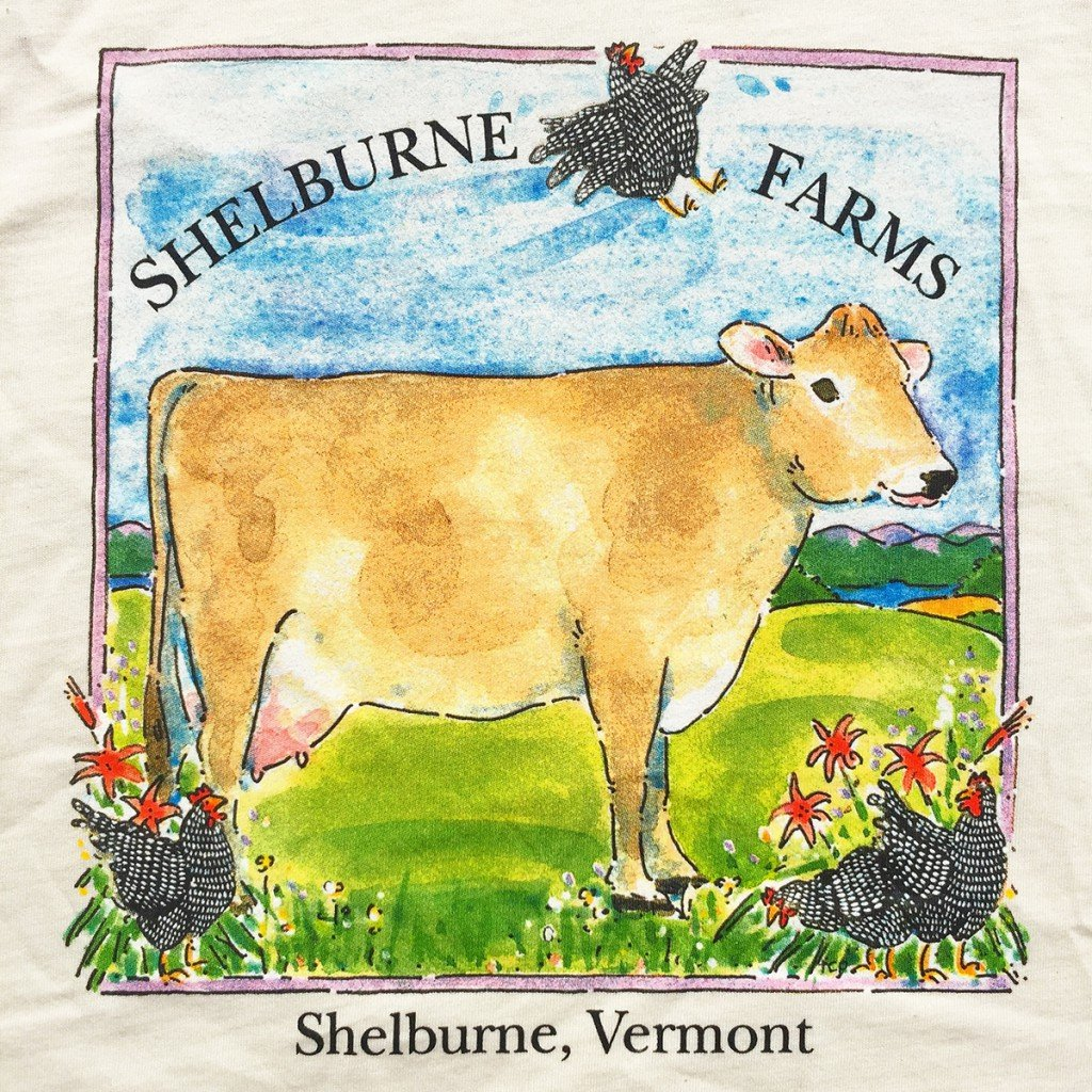 Shelburne Farms Cow